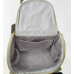 Kit Mala Maternidade  Valentine + Mochila 2 em 1  Preta com Fitas de algodão